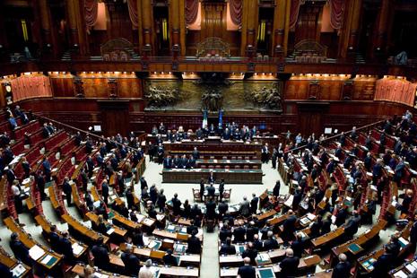 Aula di montecitorio il nuovo online for Camera deputati web