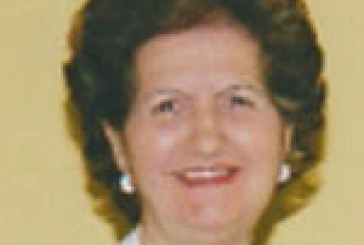 È morta Antonia Saraceni