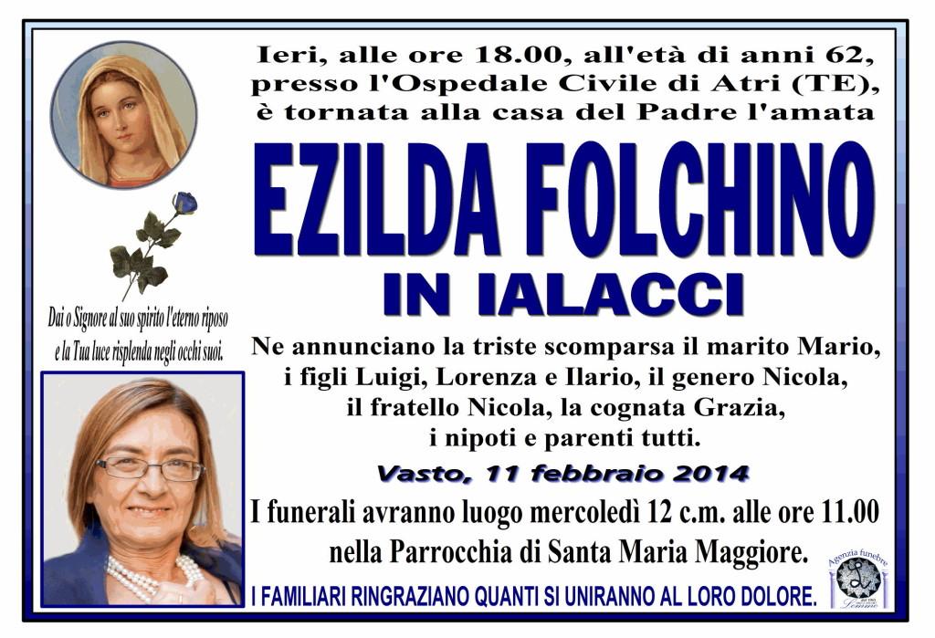 EZILDA FOLCHINO