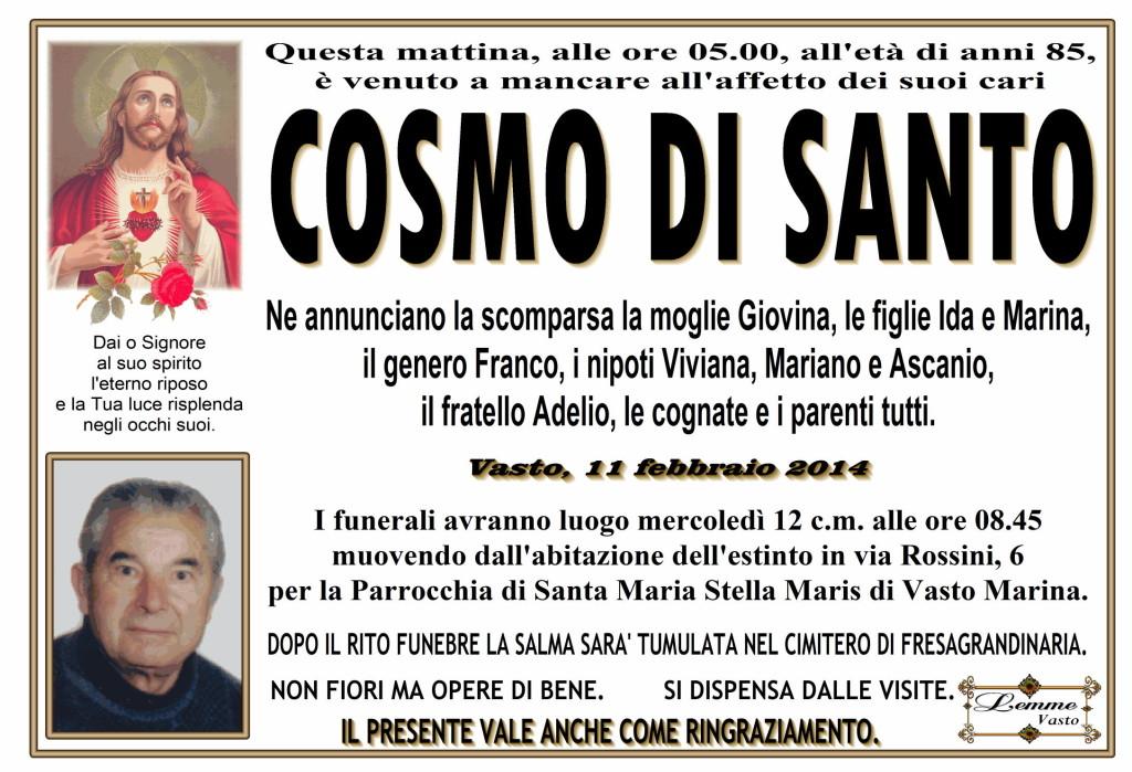 COSMO DI SANTO