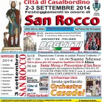 Manifesto San Rocco