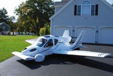 L'auto che vola è una realtà