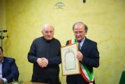 Scerni: la cittadinanza onoraria conferita a don Mario D'Ippolito