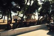 Parco Suriani della Marina, stamane in azione le ruspe