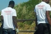 Primo sbarco di migranti in Abruzzo