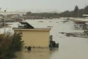 Maltempo, danni ingenti su tutto il litorale. A Fossacesia danneggiato il porto turistico