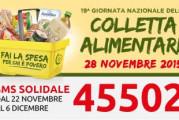 In Abruzzo donate 198 tonnellate di alimenti