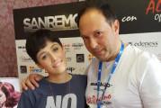 Festival di Sanremo, cento colpi di spazzola da Paglieta