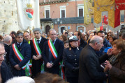 """Miracoli di Casalbordino: il centro  """"Accoglienza del Pellegrino"""" intitolato a Don Enrico Liberatore."""