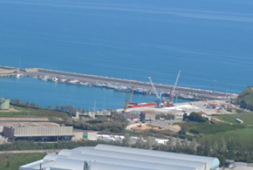 Punta Penna: non cemento ma solo lavorazioni a freddo