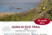 """""""Trail dei Trabocchi"""", domani 30 aprile la seconda edizione"""