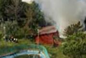 Incendio a Vasto, a fuoco il bar della Villa Dinamica del quartiere San Paolo