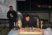 """Festeggiati i """"primi"""" 40 anni di Don Domenico Spagnoli"""