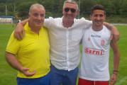 Nicola Fiore ha firmato per la Vastese