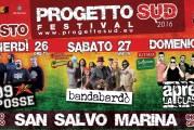 """Al via domani """"Progetto Sud Festival"""""""