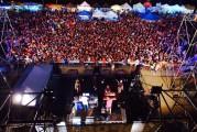 San Salvo Marina, pienone per il concerto dei 99 Posse