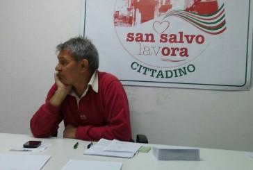 Lavoro e sicurezza le priorità di Osvaldo Menna