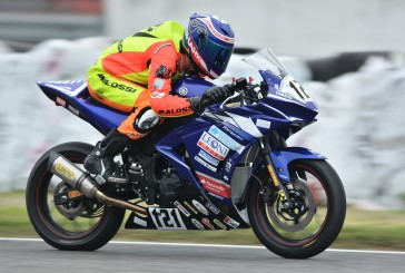 Il vastese Nicolas Cupaioli, un talento al Mondiale Supersport 300