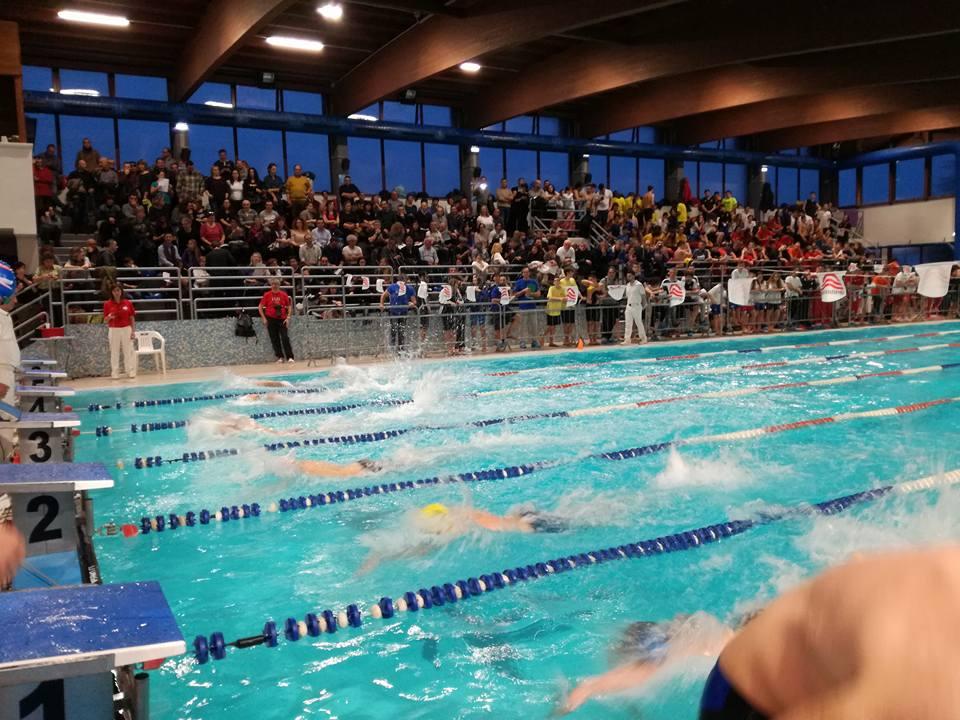 Successo e grandi numeri per il xiii trofeo di nuoto tano - Piscina comunale san salvo ...