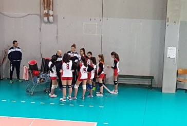 Una sconfitta per la Team Volley 3.0