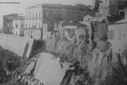 Il 22 febbraio del '56 il crollo del Muro delle Lame