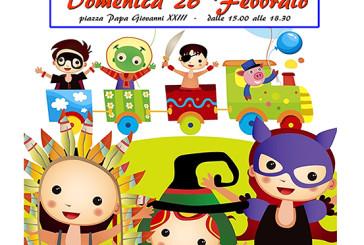 "A San Salvo ""Il Carnevale dei bambini"""