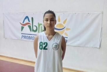 Basket, Laura D'Ascenzo approda alla Asd Magic Basket Chieti