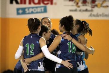 La Bcc San Gabriele volley chiude il campionato con una vittoria