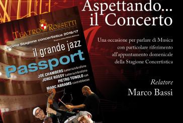 Il grande Jazz al Teatro Rossetti