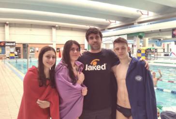 Ai Criteria Giovanili di Nuoto anche il Team Nuoto Sport Management di Vasto