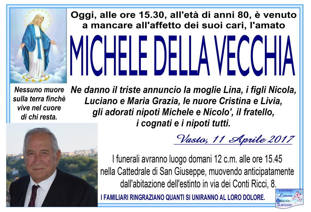MICHELE DELLA VECCHIA