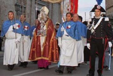 Vasto, il vescovo per la solennità della Sacra Spina