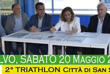 Triathlon e Città di San Salvo insieme