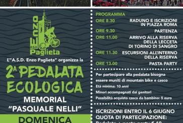 A Paglieta la 2ª Pedalata Ecologica Memorial Pasquale Nelli