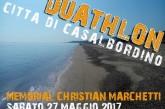 """Oggi la terza tappa """"Coppa Abruzzo e Molise Duathlon"""""""
