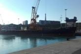 Nave russa sotto sequestro