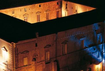 Estate 2017, Palazzo d'Avalos si accende di nuovi colori
