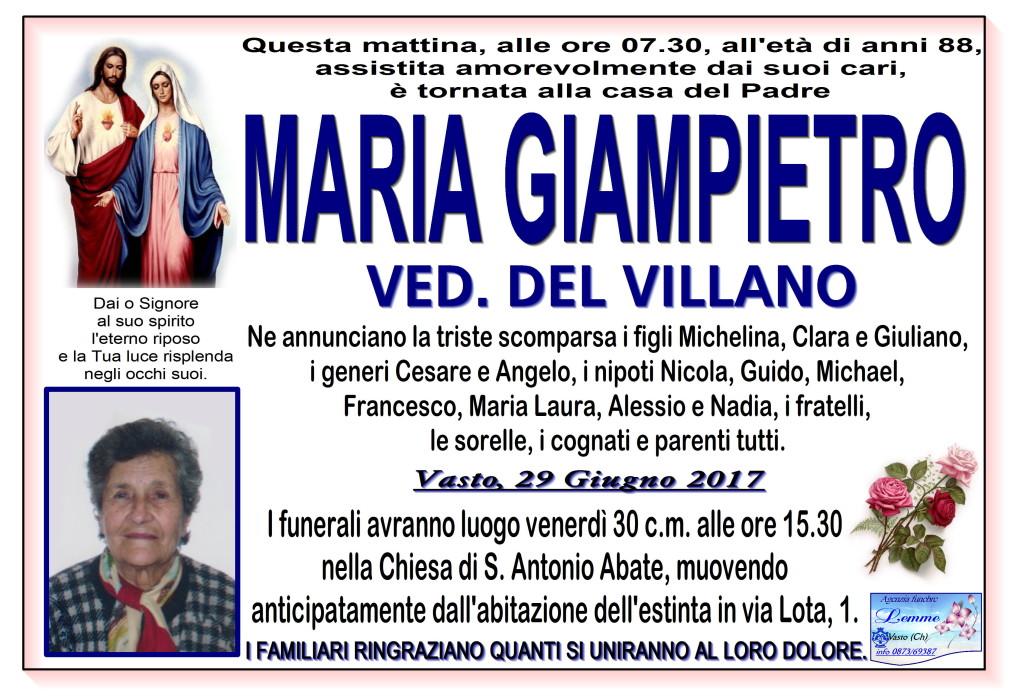 MARIA GIAMPIETRO