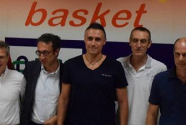 Giovanni Gesmundo alla guida della Vasto Basket