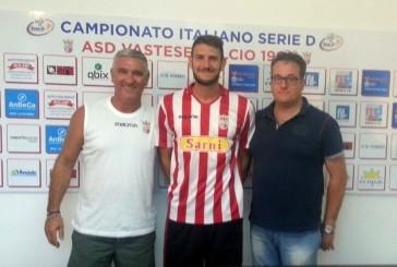 Vastese, arriva Matteo Bagaglini