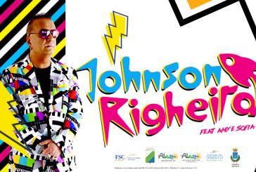 Johnson Righeira, a San Salvo il concerto evento
