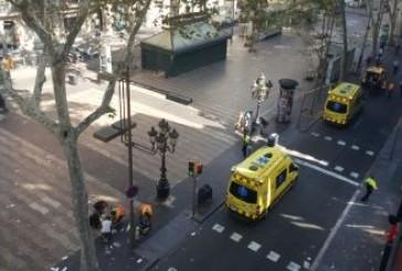 Strage di Barcellona, Di Pangrazio scrive al Presidente Juan Pablo Durán Sánchez