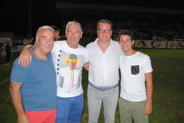 Destinato al Partizani Tirana l'incasso dell'amichevole all'Aragona