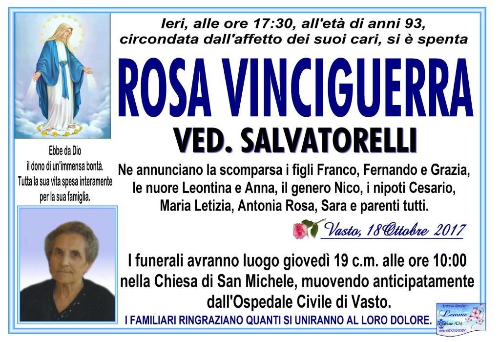 ROSA VINCIGUERRA