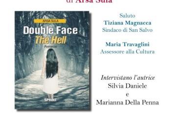 """""""Double Face"""" il primo libro di Arsa Sula"""