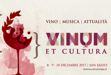 """A San Salvo la II edizione di """"Vinum et Cultura"""""""