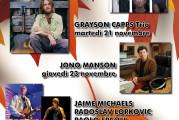 """Autumn Rock Festival, martedì """"Grayson Capps"""""""