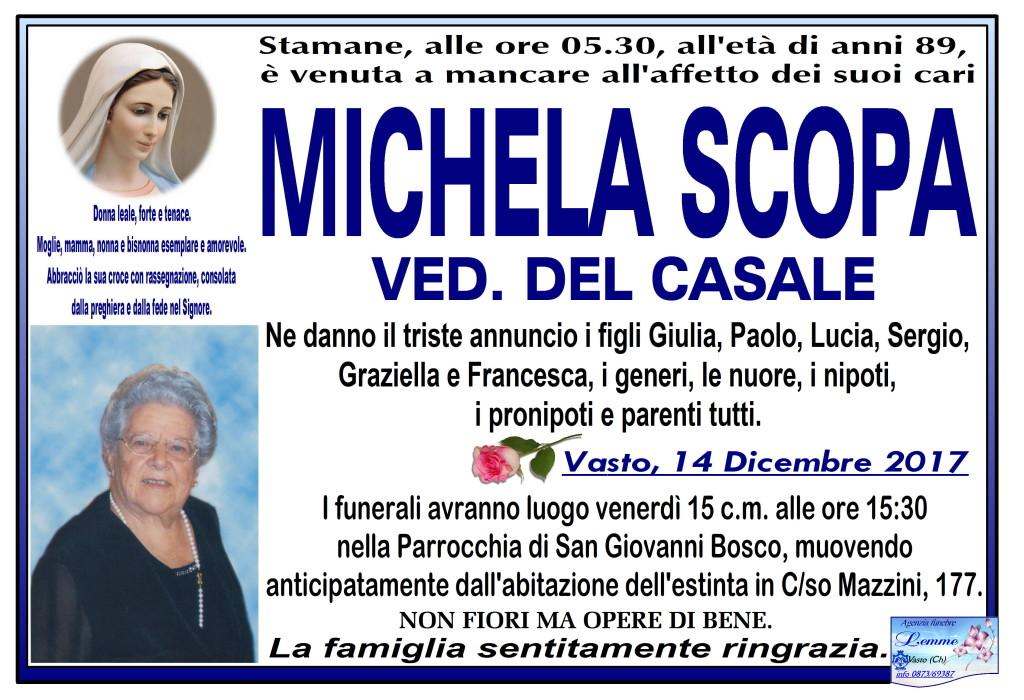 MICHELA SCOPA