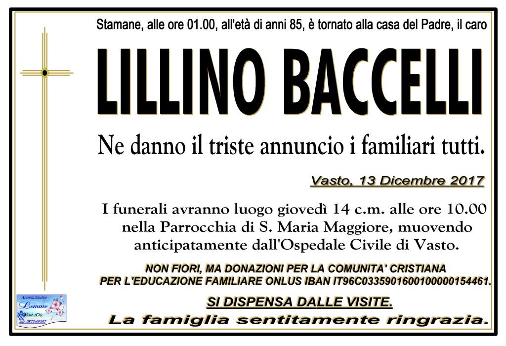 LILLINO BACCELLI