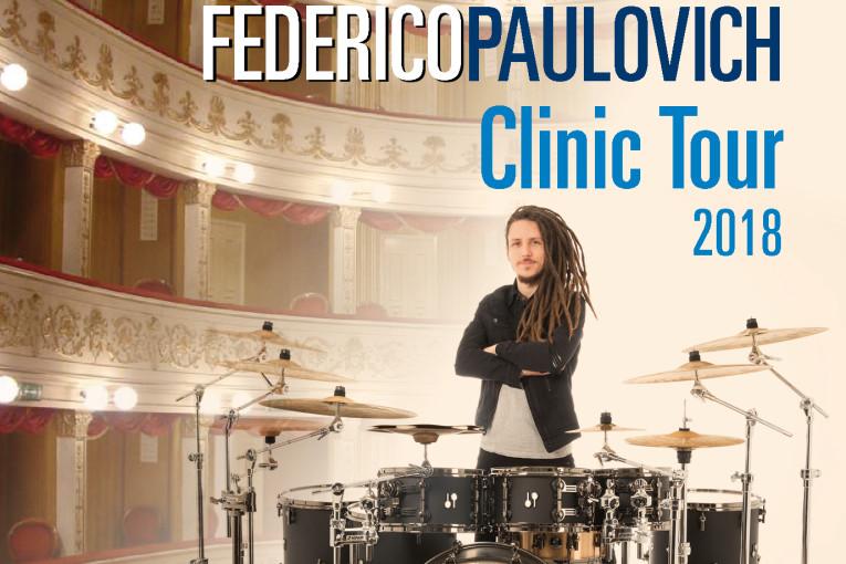 manif teatro rossetti Clinic tour 2018 18 febbraio 2018